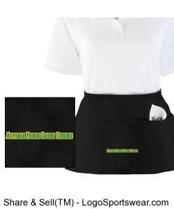 Cafe Waist Apron  Design Zoom